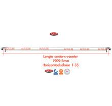 RS60 Horizontale schoor 1.85/1.90