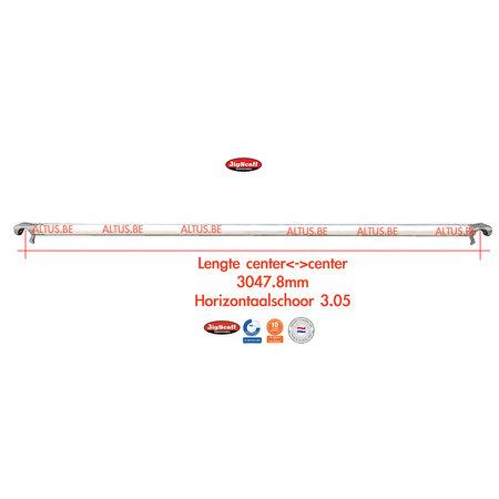 BigScaff RS60 Horizontale schoor 3.05m