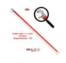 RS60 Diagonale schoor 1.85/1.90