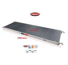 RS60 lichtgewicht platform 1.85 zonder luik Fibertech