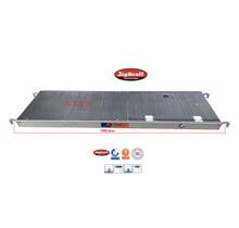 RS60 lichtgewicht platform 1.85 met luik Fibertech