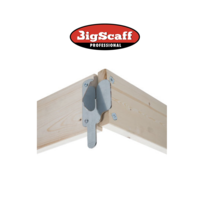 0.75 x 1.85/1.90 m houten kantplankset type RS60