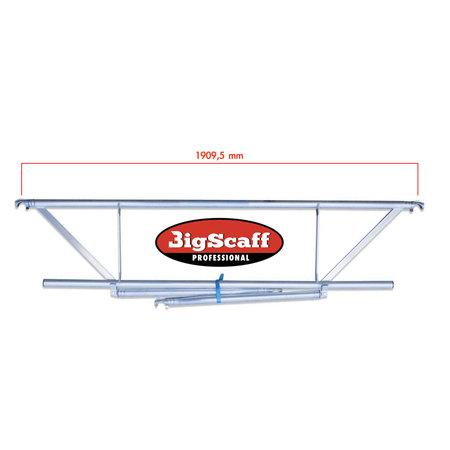 BigScaff RS60 voorloopleuning 1.85-1.90m universeel
