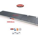 BigScaff RS61 Prof. alu rolsteiger 0.75m x 2.45m x 5.20m Ph= 7.20m Wh