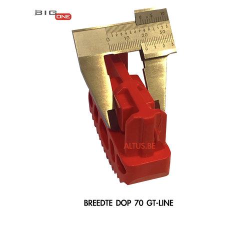 Big-1 Laddervoet 75