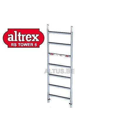 altrex ALTREX RS TOWER 51-smal 0,75 x 2,45 x 6,20m WH