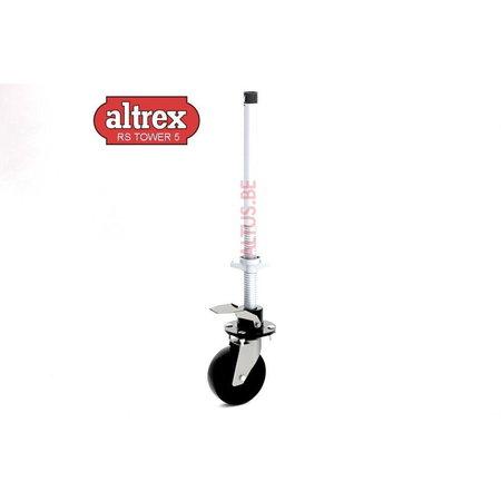 altrex ALTREX RS TOWER 51-smal 0,75 x 2,45 x -5,20m WH