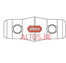 Altrex Trusskoppeling set compleet MTB