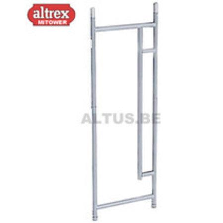 Altrex Altrex ALU MiTOWER PLUS STAIRS plus optie 0.75 x 1.60 x 6.20m