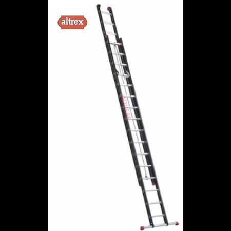 Altrex ZS 2080 Altrex mounter professionele ladder met touw 2 x 16 treden