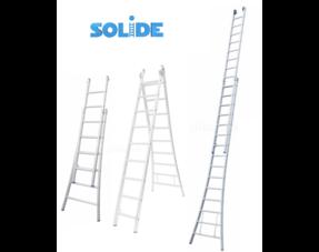 Solide 2-delige ladders (C)