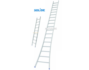Solide Enkele Ladders (A)