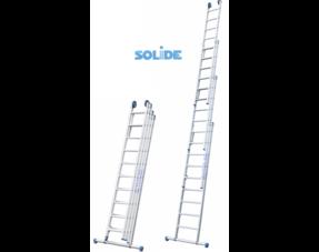 Solide 4-delige Schuifladders