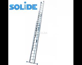 Solide 3-delige Touwladders Model F