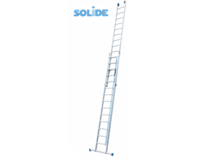 Solide 2-delige Touwladders