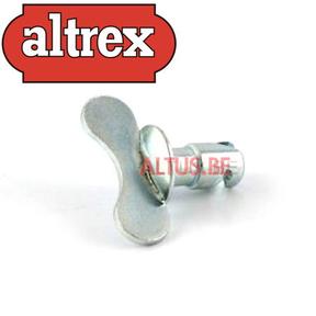 Onderdelen Altrex stift spreidbeveiliging