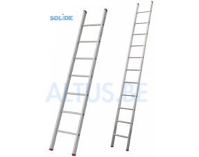 Solide enkele semi-prof ladder (SA)