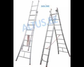 Solide  2-delige semi-prof ladder (SC)