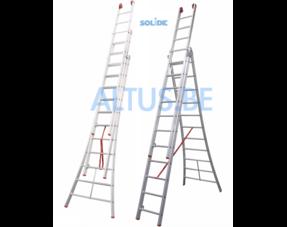 Solide 3-delige semi-prof ladder (SD)