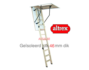 Altrex Woodytrex De Luxe