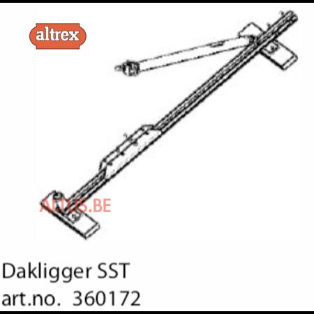 altrex Dakligger voor schoorsteensteiger (sst)