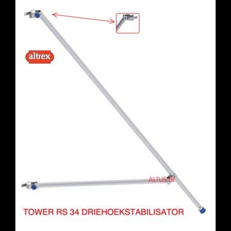 Altrex hobby Altrex RS34 driehoekstabilisator