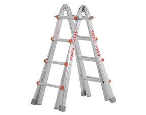 Waku Telescopische ladder