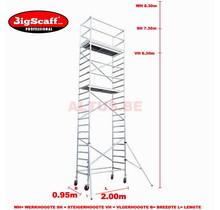 module 3 Allround rolsteiger 6.30m vh= 8.30m wh