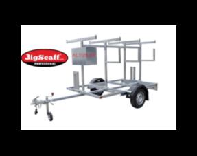 Bigscaff aanhangwagens