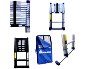 Tubesca telescoop ladder