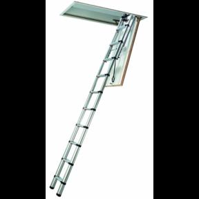 2,52-3,00m plafondhoogte LOFT MAXI zoldertrap