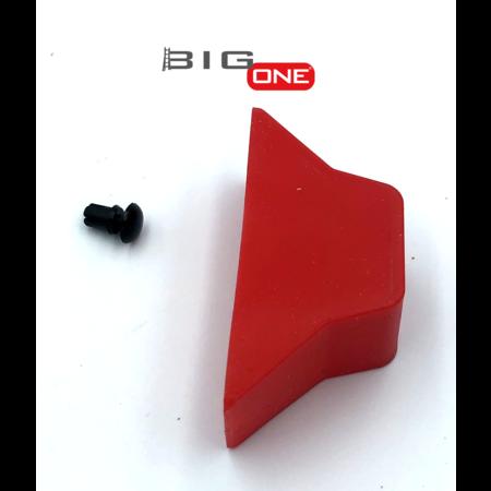 Bigone Ladderkapje recht met bevestiging Bigoneladder