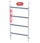 Altrex  0.75 x 2.45 x 5.20m vh Safe-Quick RS Tower  41-S