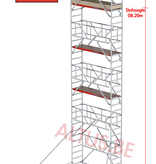 Altrex  0.75 x 1.85 x 8.20m vh Safe-Quick RS Tower  41-S