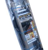 Tubesca Nieuwe Dakladder model EVO CLIP pakket 6.70m lang met nokhaak