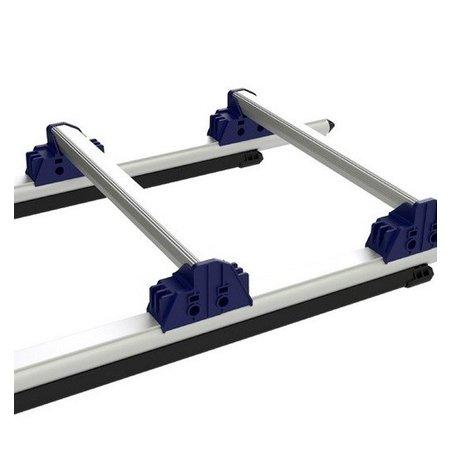 Tubesca Nieuwe Dakladder model EvoKlip pakket 6.70m lang met nokhaak