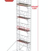 Altrex Gevelvrij* 0.75 x 1.85 x 8.20m vh Safe-Quick RS Tower  41-S