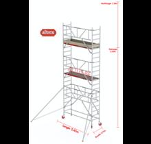 Gevelvrij* 0.75 x 2.45 x 5.20m vh Safe-Quick RS Tower  41-S