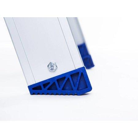 bigone Professionele enkele trapladder 9 treden model ATOM