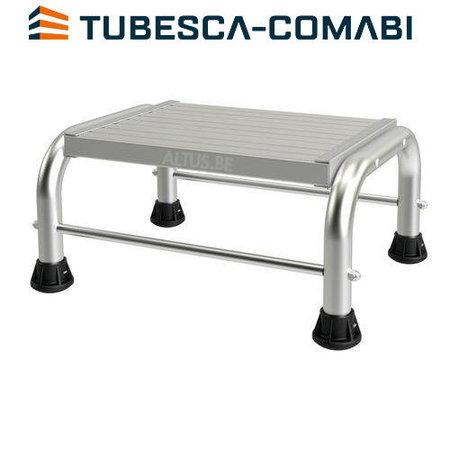 Tubesca werktrap 1 trede type Modul by Tubesca