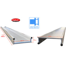 4.00m werkbrug model recto-verso