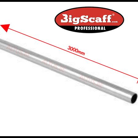 bigscaff Alu buis 3.00m lang diameter 50.8mm