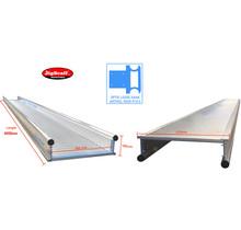5.00m werkbrug model recto-verso