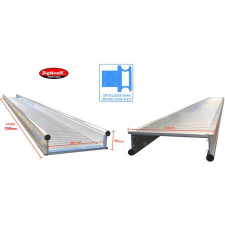 bigscaff 7.00m werkbrug model recto-verso