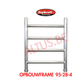 RS60 Opbouwframe 95-28-4