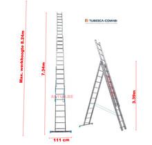 3x12 Reformladder tubesca starline