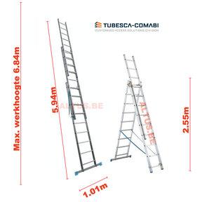 3x9 Reformladder tubesca starline