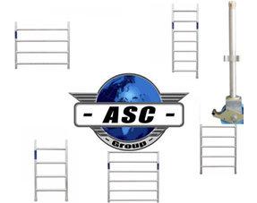 ASC rolsteiger onderdelen