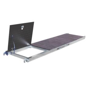 ASC platform 250 met luik- hout deck
