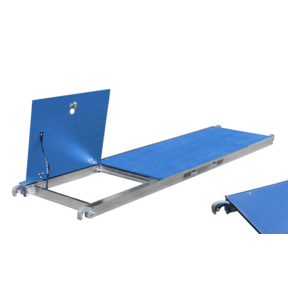ASC platform 250 met luik carbon deck